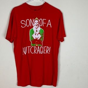 Son of a Nutcracker T-shirt size Large
